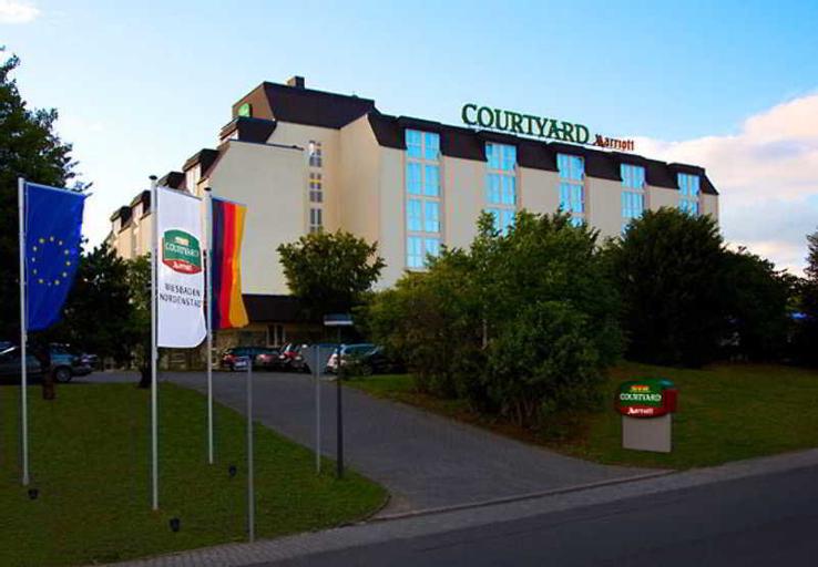 Courtyard Wiesbaden-Nordenstadt, Wiesbaden