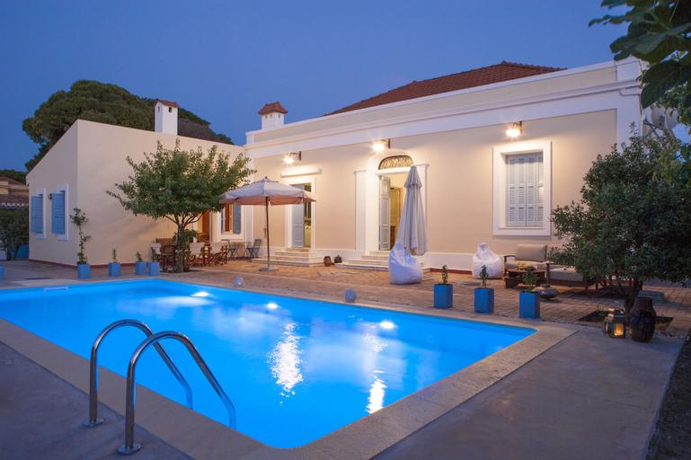 Villa Pyrgo, South Aegean