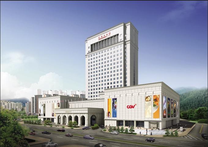 Grand Plaza Cheongju Hotel, Cheongwon