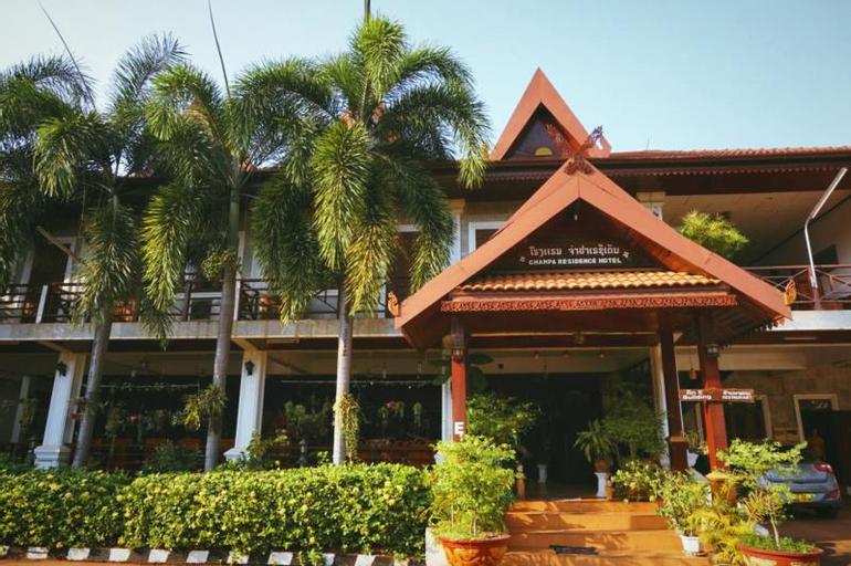 Champa Residence Hotel, Pakxe