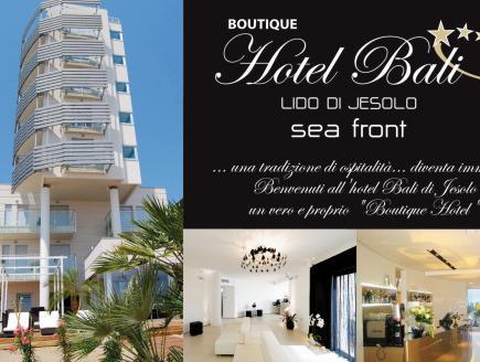 Boutique Hotel Bali, Venezia