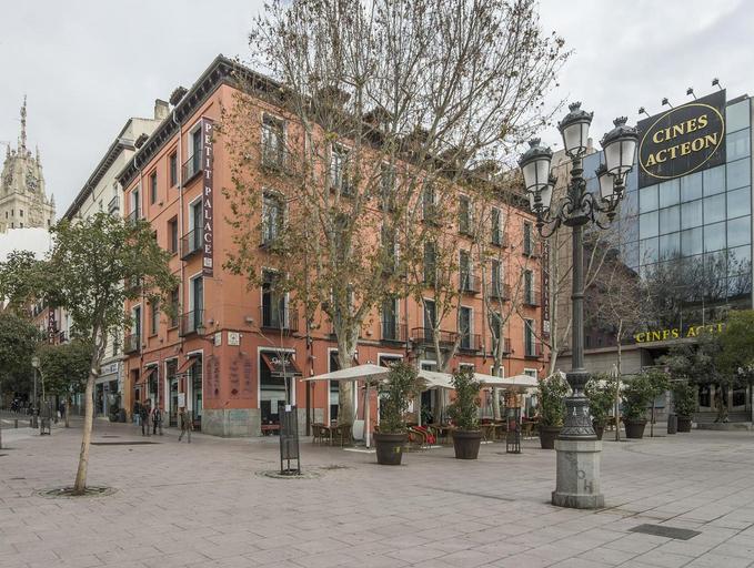 Petit Palace Plaza del Carmen, Madrid
