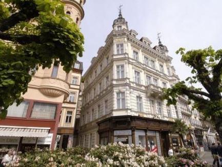 EA Esplanade Apartmány, Karlovy Vary