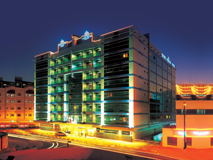 Howard Johnson Plaza by Wyndham Dubai Deira,