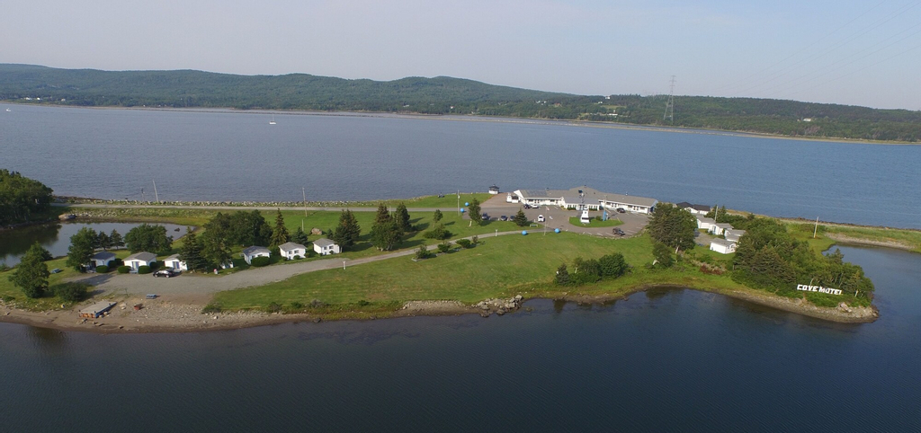 The Cove Cabins, Antigonish