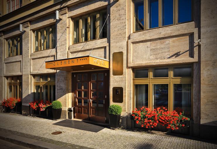 Hotel Clement, Praha 7