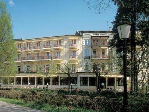 Atlantic Parkhotel, Baden-Baden