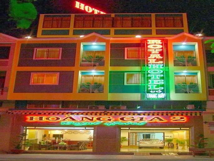 Hoang Gia 2 Hotel, Rạch Giá