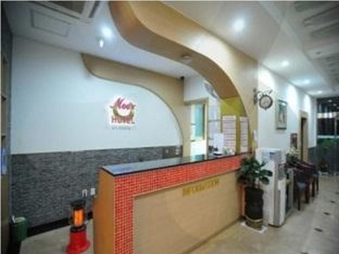 Goodstay Moon Hotel, Jeongseon
