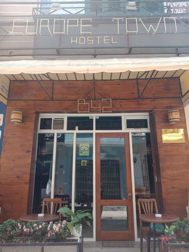 Europe Town Hostel & Bar - Adults Only, Đà Lạt