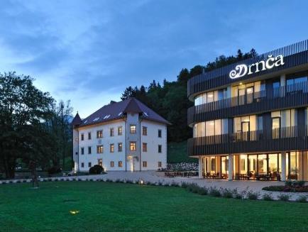 Lambergh Château & Hotel, Radovljica