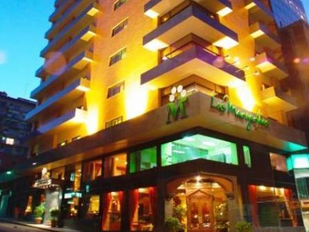 Hotel Las Margaritas, Asunción