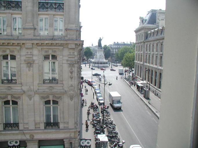 Hotel Bristol Republique, Paris