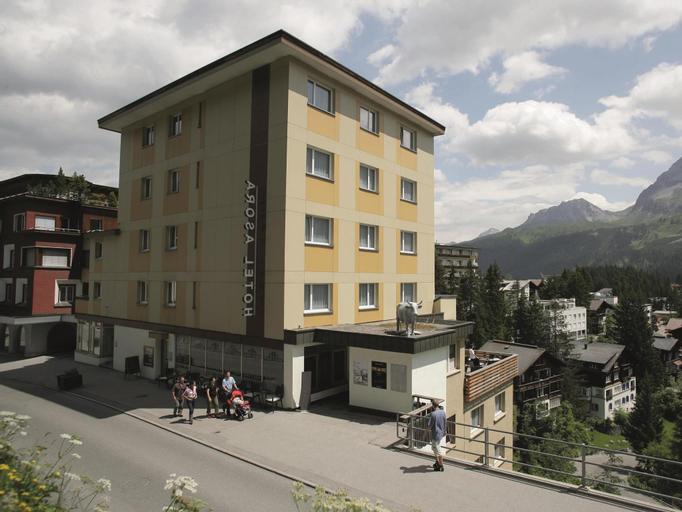 Sorell Hotel Asora, Plessur
