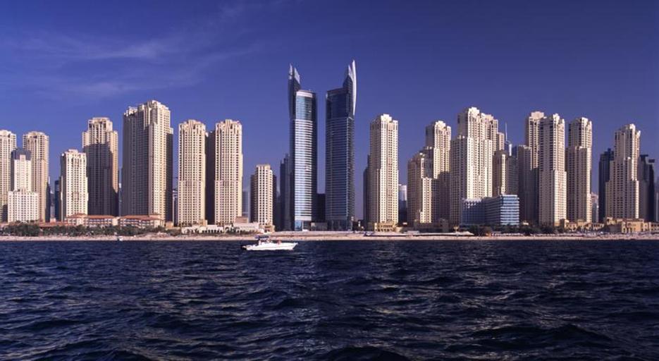 JA Oasis Beach Tower,