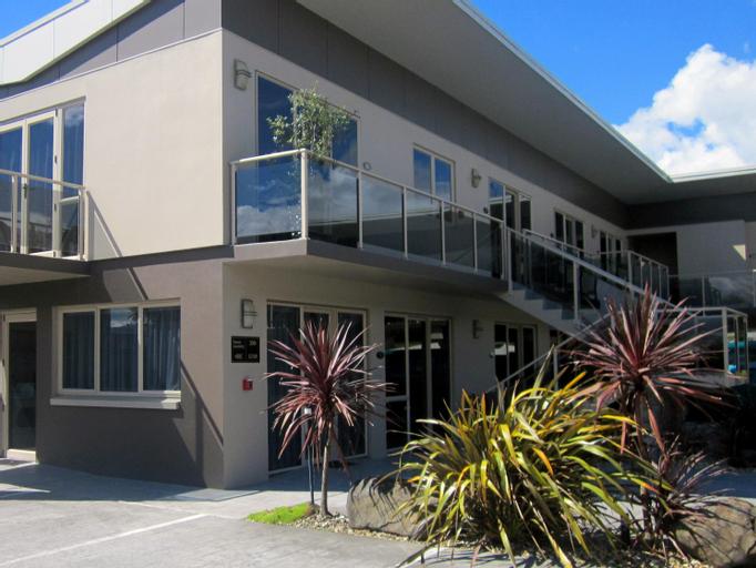 Emerald Spa Motor Inn, Rotorua