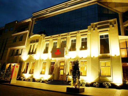 Park Hotel, Dnipropetrovs'ka