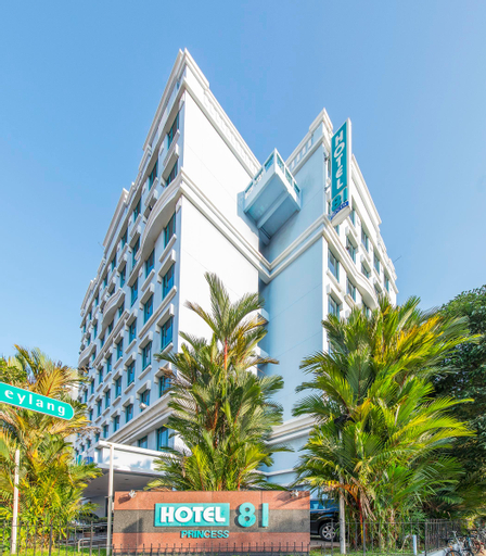 Hotel 81 Princess (SG Clean Certified), Geylang