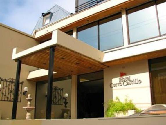Hotel Cerro Castillo, Valparaíso