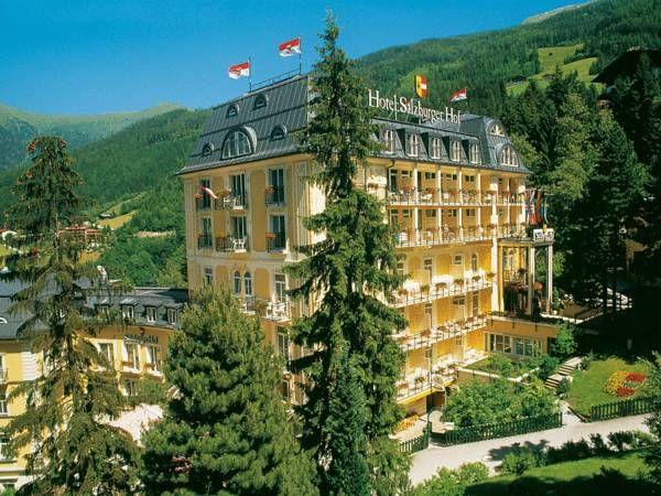 Hotel Salzburger Hof, Sankt Johann im Pongau