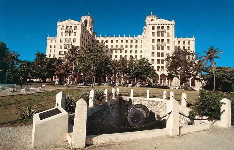 Nacional de Cuba, Centro Habana