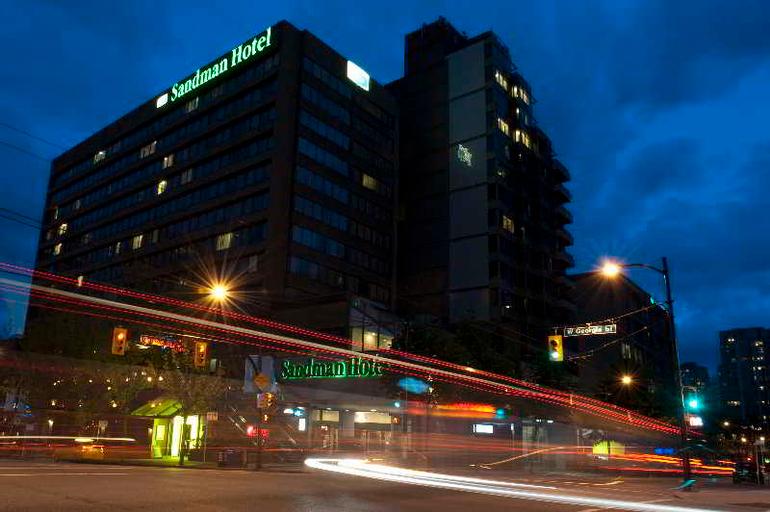 Sandman Hotel Vancouver City Centre, Greater Vancouver