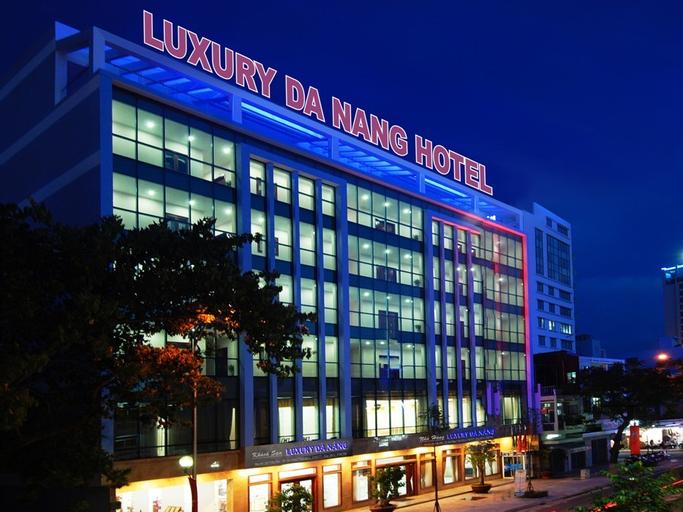 LUXURY DA NANG HOTEL, Hải Châu