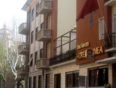 Best Western Hotel Crimea, Torino