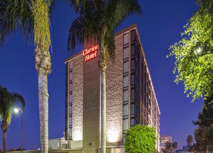 Clarion Hotel Anaheim Resort, Orange