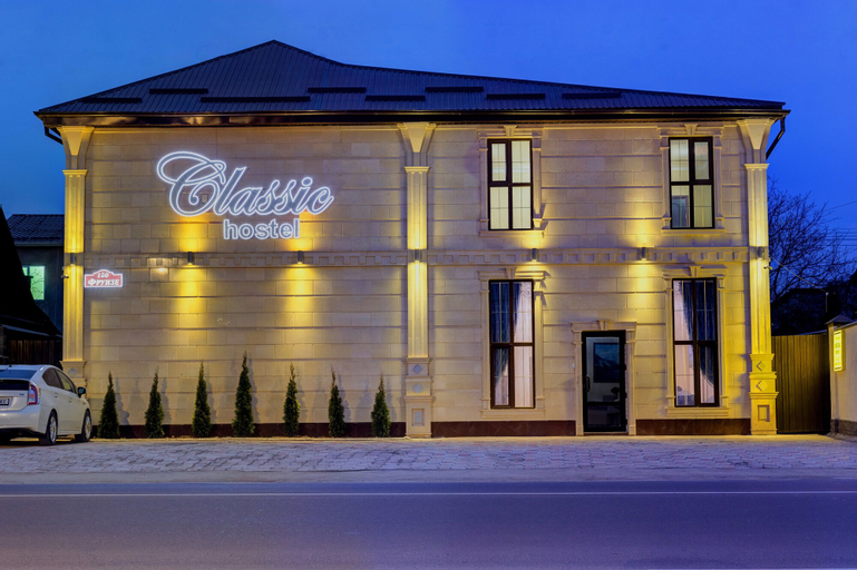 Classic hostel, Biškek