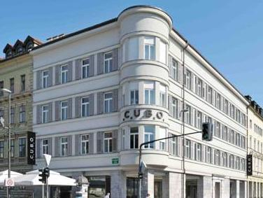 Cubo, Ljubljana