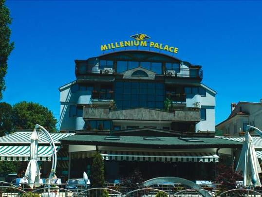 Hotel Millenium Palace Ohrid,