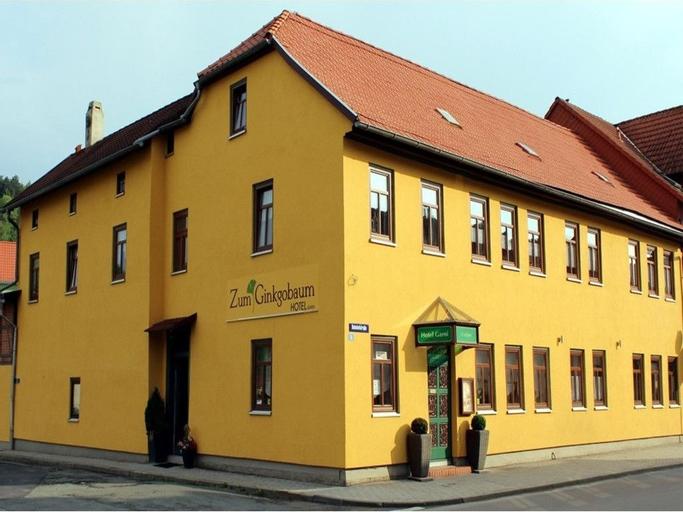 Hotel Zum Ginkgobaum, Ilm-Kreis