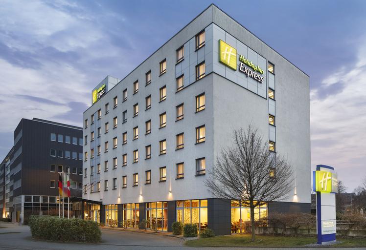 Holiday Inn Express Duesseldorf City Nord (Pet-friendly), Düsseldorf