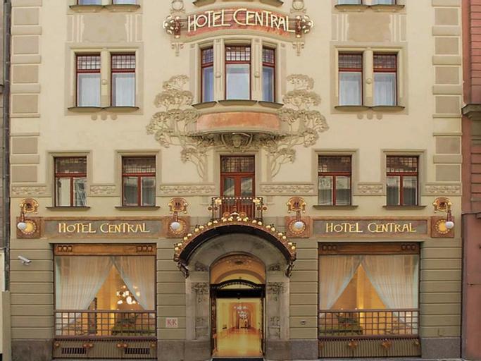 K+K Hotel Central, Praha 1