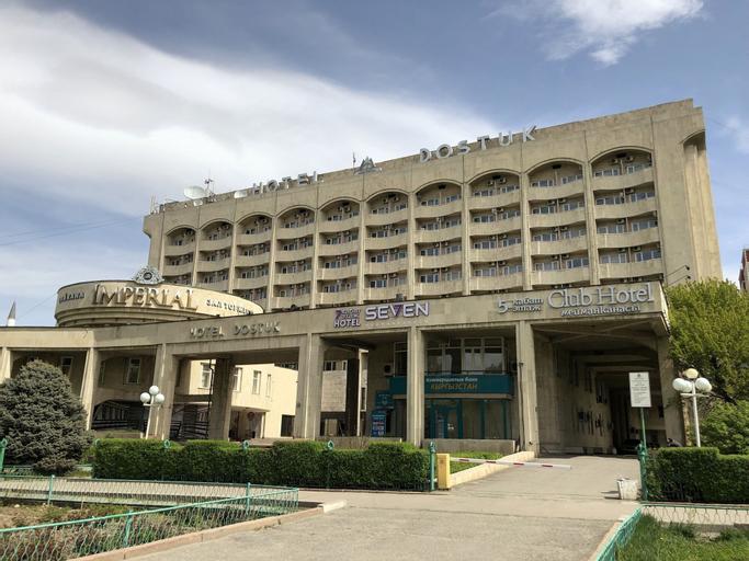 Seven Hotel, Biškek