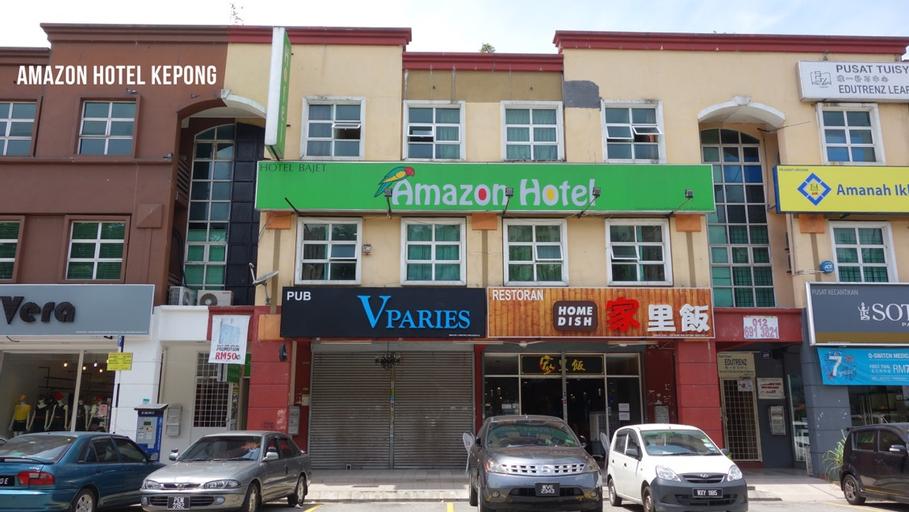 Amazon Hotel Kepong, Kuala Lumpur