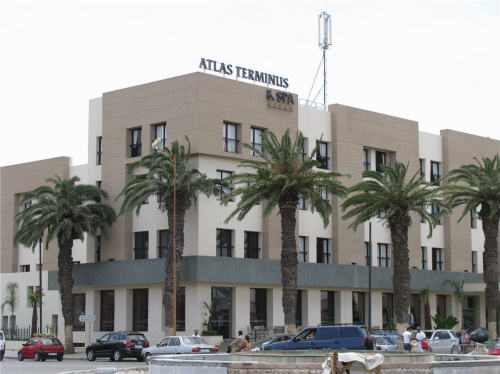 Atlas Terminus and Spa, Oujda Angad