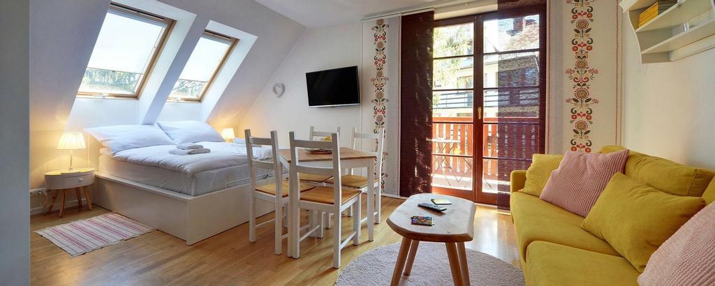 Apartament z Sauną pod Świerkami - Apartamenty 5d, Jelenia Góra