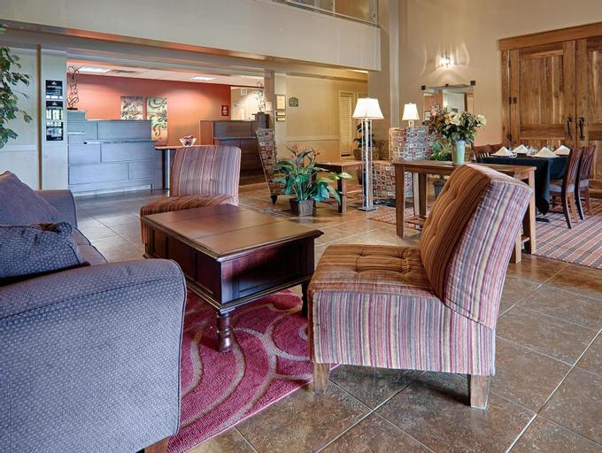 Quality Inn & Suites, Division No. 8