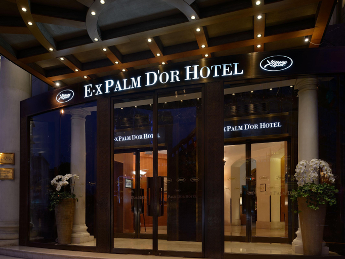 Ex Palm D'or Hotel, Wenzhou