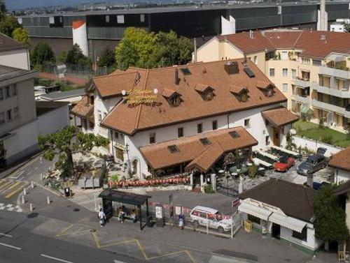 Hotel La Colombière, Genève