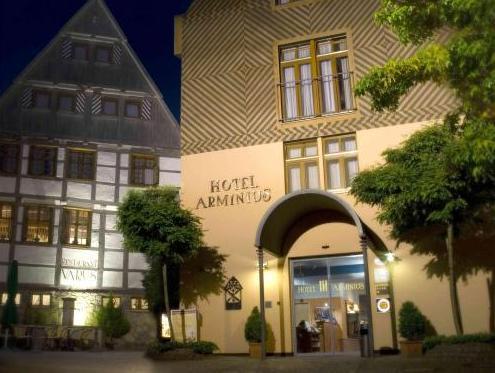 Hotel Arminius, Lippe