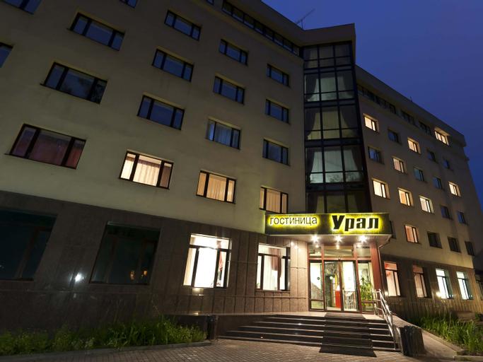 Ural Hotel, Ekaterinburg gorsovet