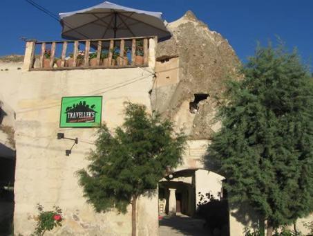 Travellers Cave Pension, Merkez
