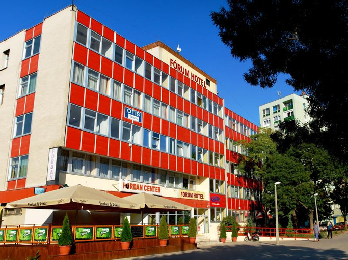 Fordan Hotel, Pécs