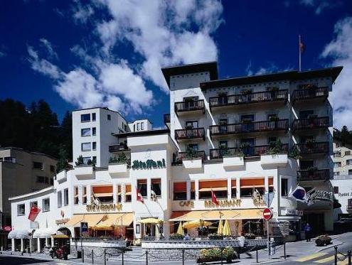 Hotel Steffani, Maloja