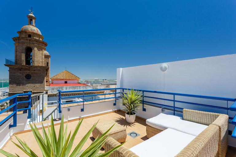 Apartamento El Mirador del Campanario, Cádiz