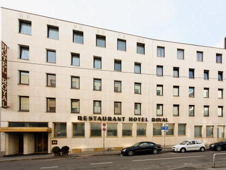 Hotel Royal, Stuttgart