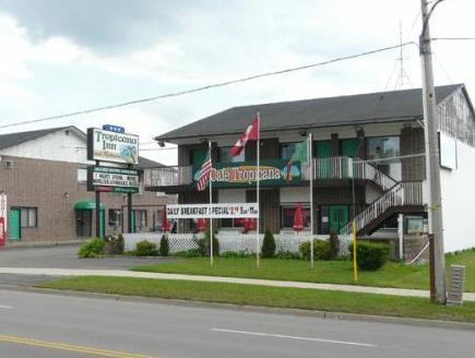 Tropicana Inn, Niagara